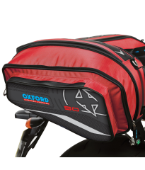 X50 PANNIERS RED