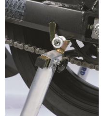 Fork Supports Rear stands