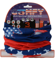 Oxford Comfy Stars & Stripes 3-Pack
