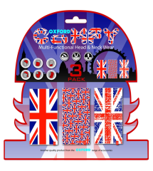 Oxford Comfy Union Jack 3-Pack