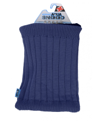 Aqua Snood Navy
