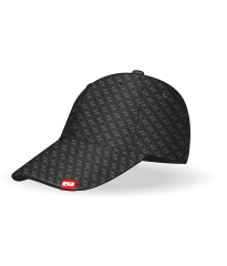 Oxtech Wallpaper Cap Black/Grey