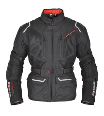 Mondial 1.0 MS Long Txt Jkt Black
