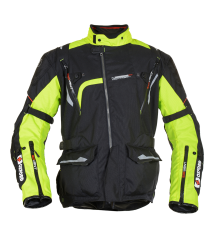 Montreal 2.0 MS Long Jkt Black/Fluo