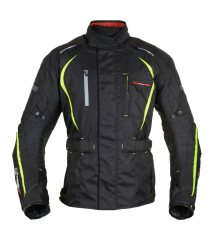 Subway 2.0 MS Long Jkt Black/Fluo