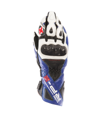 RP-2 Leather Sport Glove Blue/White
