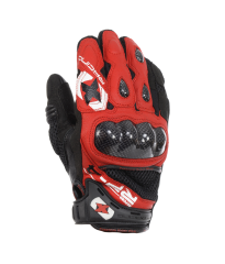 RP-4 Leather/Mesh Short Glove R/BL