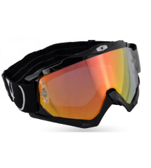 Oxford Assault Pro Goggle-Glossy Black