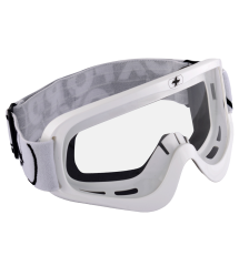 Oxford Fury Goggle-Glossy White
