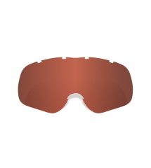 Oxford Fury Red Tint Lens