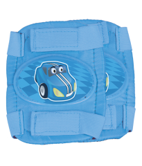 Little Racer Protective Pads Blue