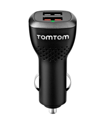 TomTom High Dual Charger 12V Stik