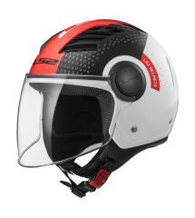 OF562 Airflow L - Condor White Red