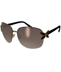 Solbrille Butterfly CF2 Sort