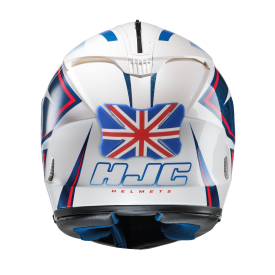 Oxford Union Jack Helmet Bumper