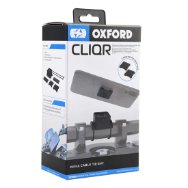 CLIQR Motorcycle Cable Tie Mount