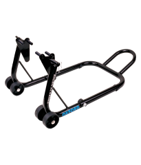 Big Black Bike Front Paddock Stand