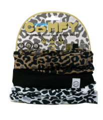 Oxford Comfy Leopard 3-Pack