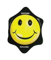 Oxford Smiley Knee Sliders Yellow