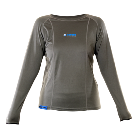 Layers Cool Dry  LS Women's Top