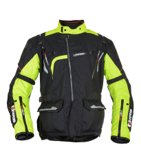 Montreal 3.0 MS Long Jkt Black/Fluo