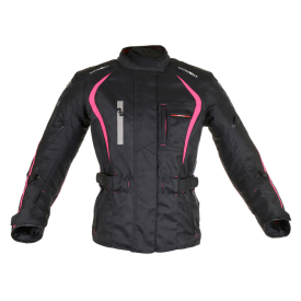 Dakota 2.0 WS Jacket Black Pink
