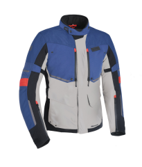 Mondial MS JKT Gry/Blu/Red