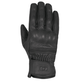 Holbeach MS Leather Glove Black