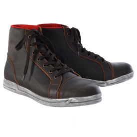 Jericho MS W/ proof Boots Brown