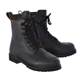 Magdalen WS W/ proof Boots Black