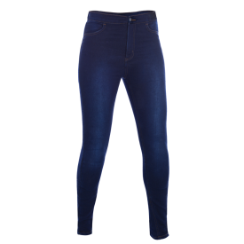 Super Jeggings WS Indigo Short