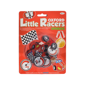 Little Racer Spokies Red