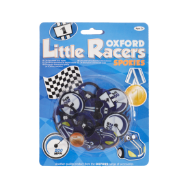 Little Racer Spokies Blue