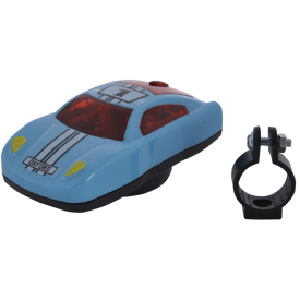 Little Racers Car Horn-Blue