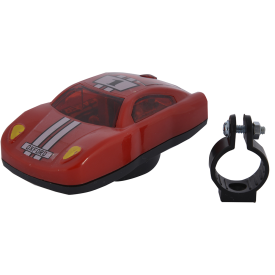 Little Racers Car Horn-Red