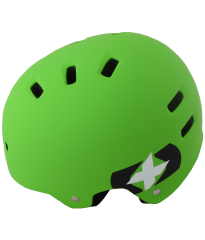 Urban Helmet-Green, Black Strap,53-59cm