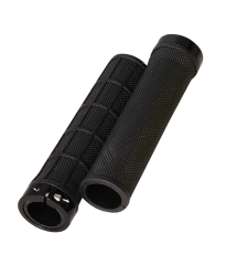 Lock On Slim Grips Black