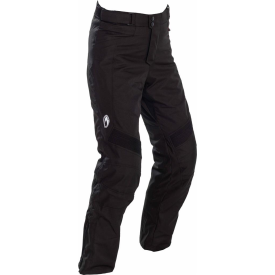DENVER TROUSERS LONG BLACK