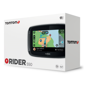 TomTom Rider 550 World
