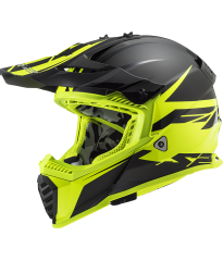 MX437 FAST EVO ROAR BLACK HV YELLOW