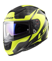 FF397 VECTOR CT2 CARBON H-V YELLOW