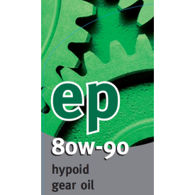 Hypoid Gear Oil EP 80W90