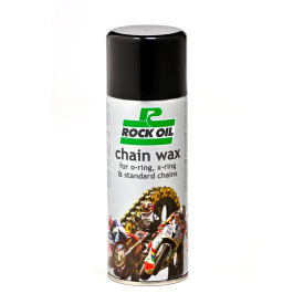 Rock Oil Chainwax 400 ML.