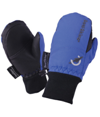 Sealskinz Children Mitten Blue 0-5