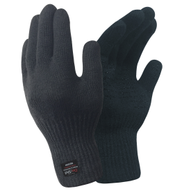 Flame Retardant Glove Black/Grey